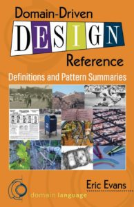 Book cover, DDD Reference 2014